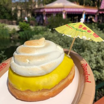 Disney's pineapple Dole Whip is now a donut, and yes, we are crying