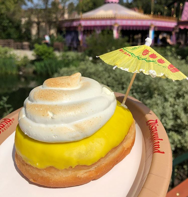 Disney's pineapple Dole Whip is now a donut and yes, we are crying