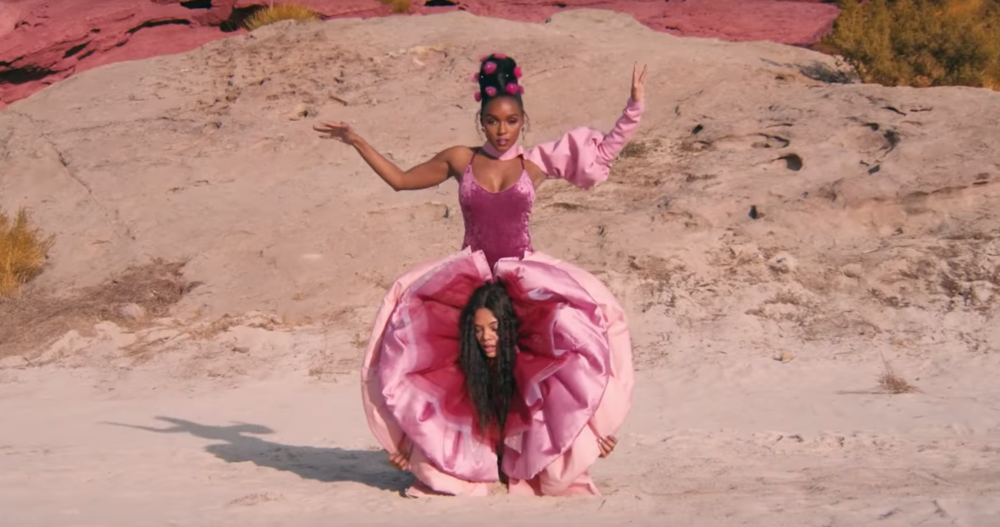 "Janelle Monáe's ""Pynk"" music video takes ownership of queer, female sexuality — with vagina pants"