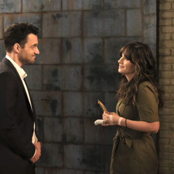 A <em>New Girl</em> favorite returned for the season premiere, and it looks like we haven't seen the last of him