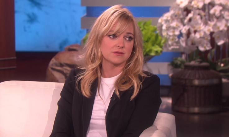 Anna Faris says she thinks she's the reason her son got rejected from a private school