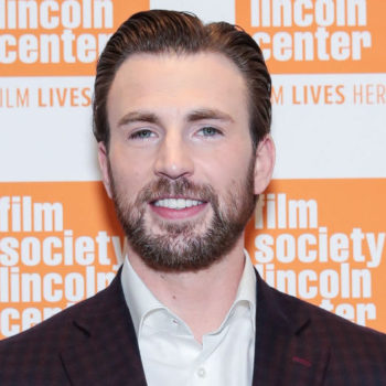 Chris Evans shared a video of the first time he met his rescue pup, and now we're crying buckets of happy tears