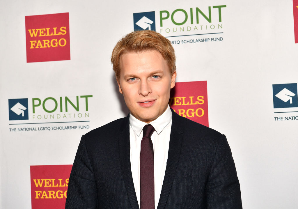 Ronan Farrow just revealed that he's part of the LGBT community in a beautiful speech