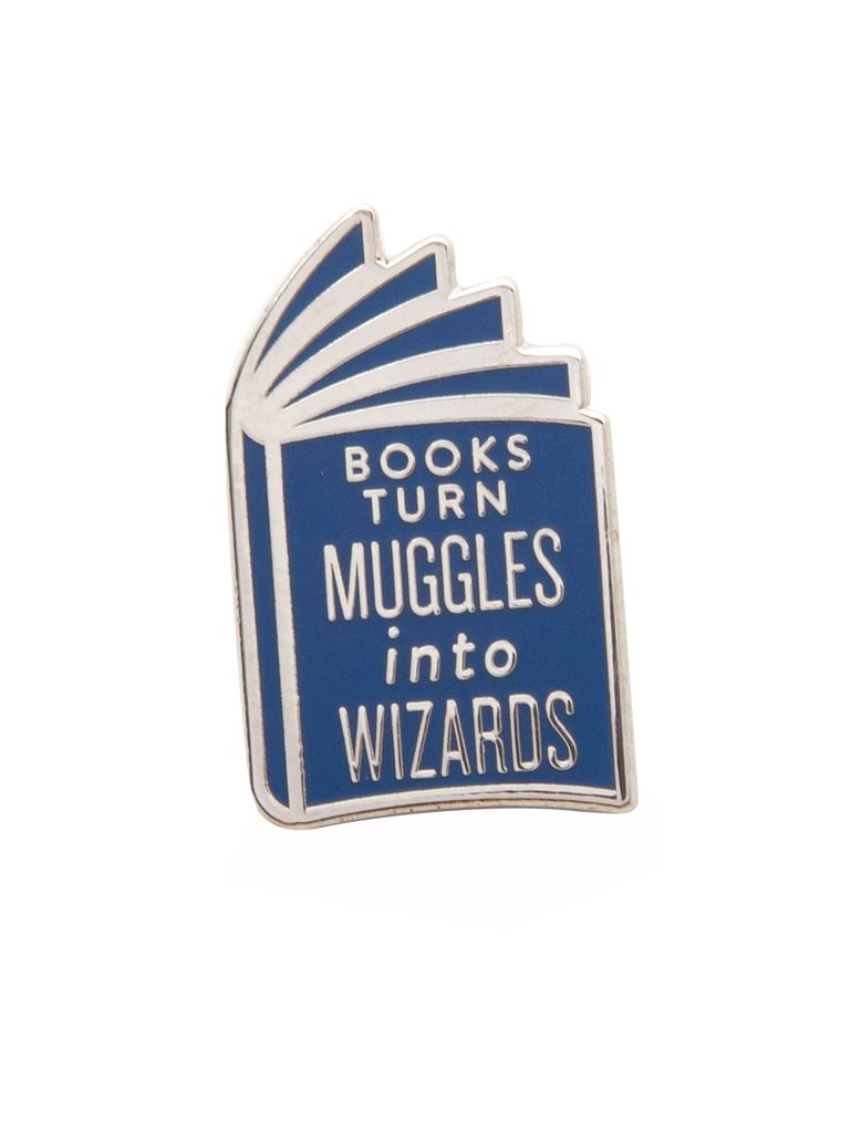 Picture of Muggle Pin