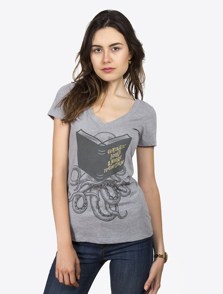 Picture of Fantastic Books Tee