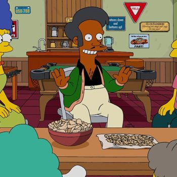 A man's story of growing up with a father like Apu went viral after <em>The Simpsons</em> controversy, and it's a must-read