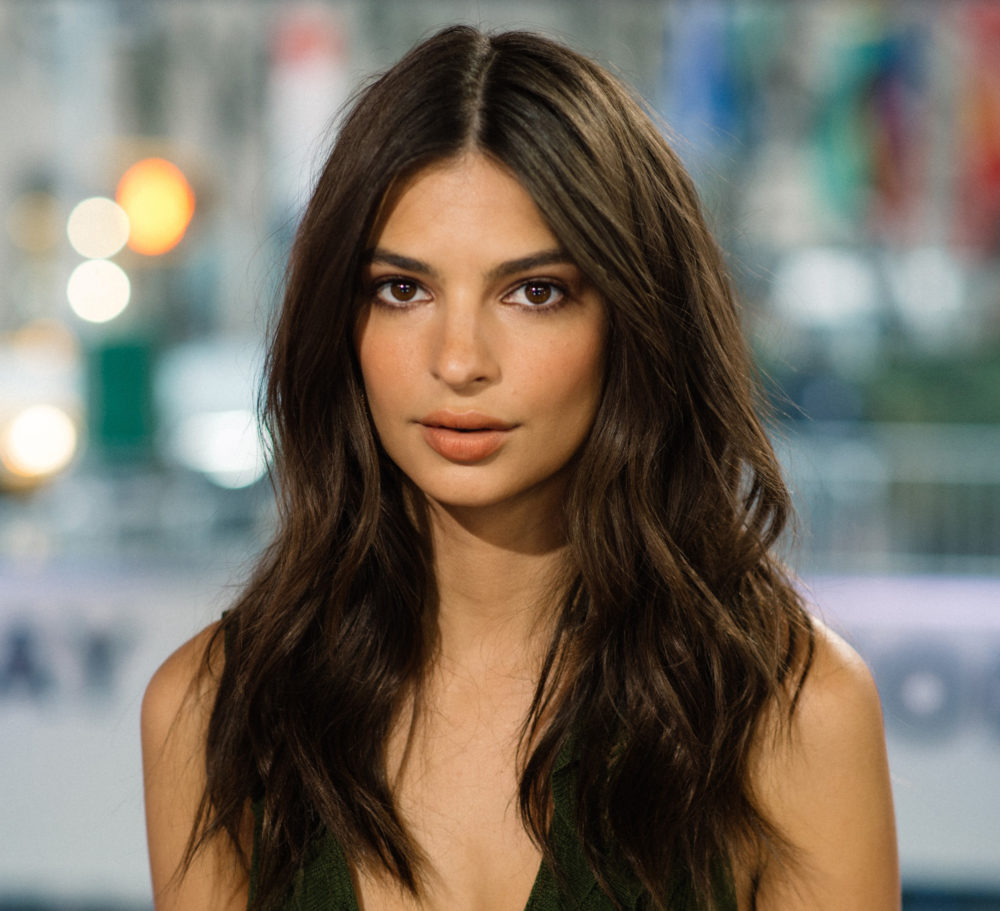 Emily Ratajkowski's fiancé proposed without a ring, and it was still romantic AF