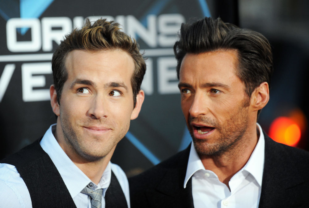 Ryan Reynolds trolled Hugh Jackman's anniversary tweet so hard, because that's what friends do