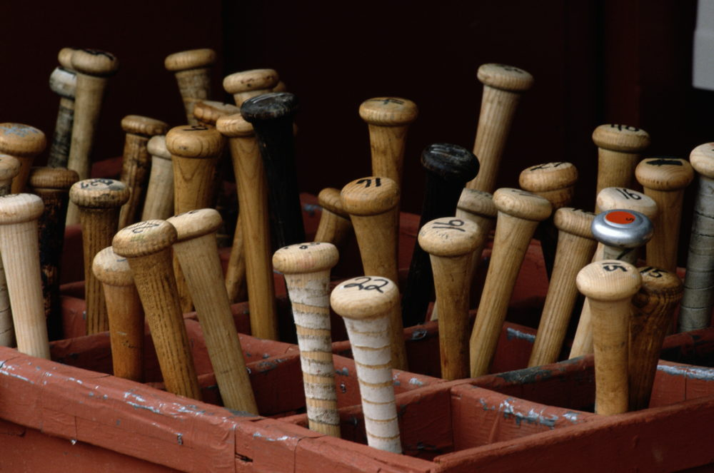 A Pennsylvania school district gave its teachers baseball bats to fight school shooters, and we deserve so much better