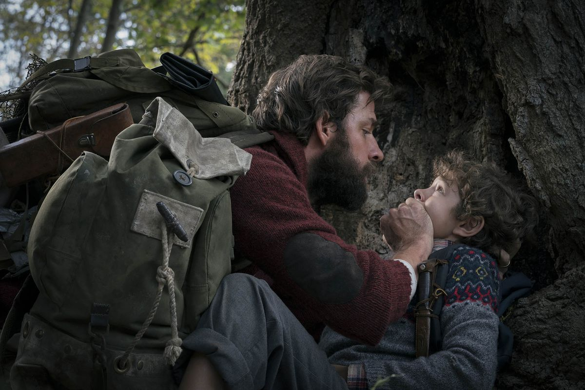 We finally know more about the screaming man in the woods from <em>A Quiet Place</em>, and it will change the way you watch the movie