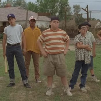 The cast of <em>The Sandlot </em>just reunited, and you won't believe how much everyone's changed