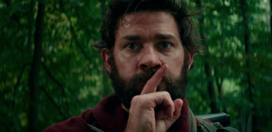 John Krasinski shared the first photo from A Quiet Place sequel, and we're having trouble staying quiet