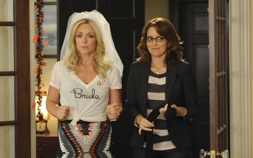 Tina Fey and Jane Krakowski just teased a <em>30 Rock</em> revival, and we're high fiving a million angels