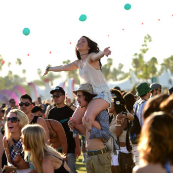 Here's the 2018 Coachella map, so you won't miss any of your favorite musicians