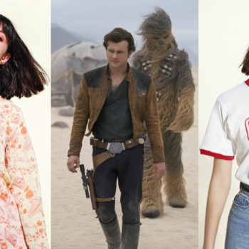 BoxLunch has a new 1970s-inspired Han Solo collection that's got retro swagger for days
