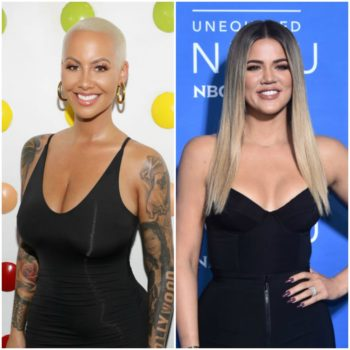 Amber Rose sends message of support to Khloé Kardashian during Tristan Thompson cheating allegations