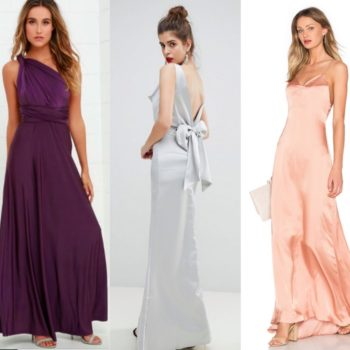 18 long prom dresses to shop, so you can low-key wear comfy slides under your gown