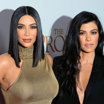 Kim and Kourtney apparently sent Khloé the most insanely extra gift basket after the Tristan Thompson cheating rumors broke