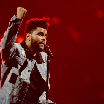 Here's how you can live-stream The Weeknd at Coachella — because deserts are overrated