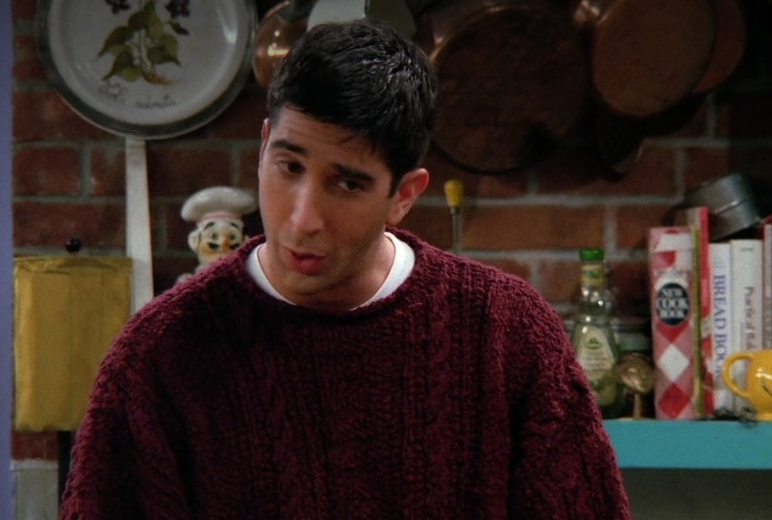 A guy named David Schwimmer is trending on Twitter, but it's not *the* David Schwimmer, and people are losing it