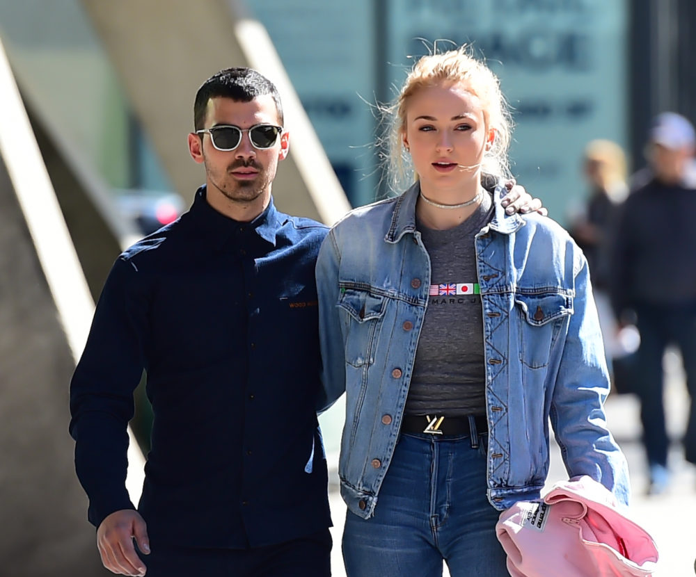Joe Jonas explained the inspiration behind his Sophie Turner look-alike tattoo, and tbh, we're disappointed