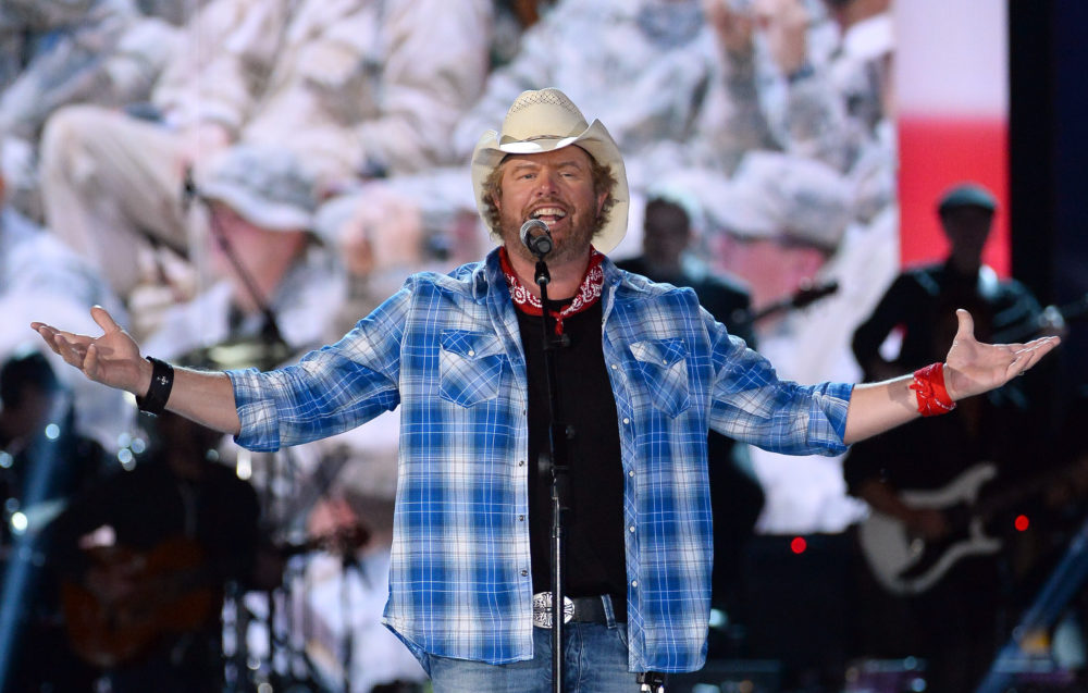 """Stop everything and read the lyrics to Toby Keith's """"Should've Been a Cowboy"""" — to practice for the 2018 ACM Awards"""