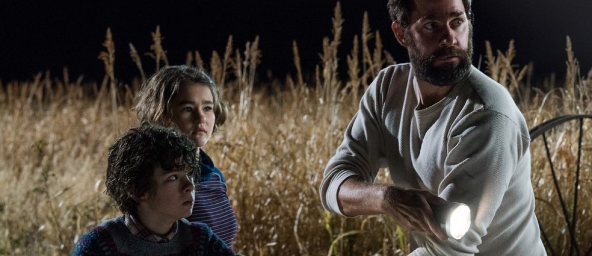 John Krasinski already has an idea for <em>A Quiet Place 2,</em> and we're silently freaking out