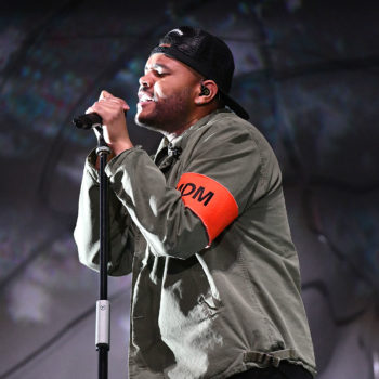 """The Weeknd was """"near tears"""" during Coachella performance of <em>Call Out My Name</em>, his breakup song about Selena Gomez"""