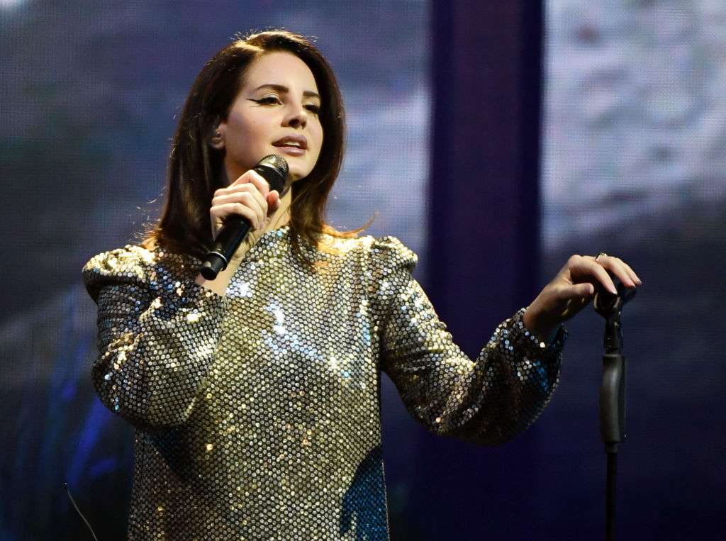 "Here are the lyrics to Lana Del Rey's ""Coachella — Woodstock in My Mind"" to get you in the music festival spirit"