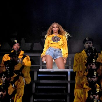 Beyoncé's first headlining performance at Coachella was an undeniable homage to black culture