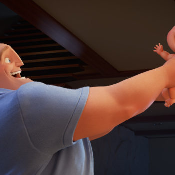 Here's why none of the Incredibles have aged *a day* since the last movie, 14 long years ago
