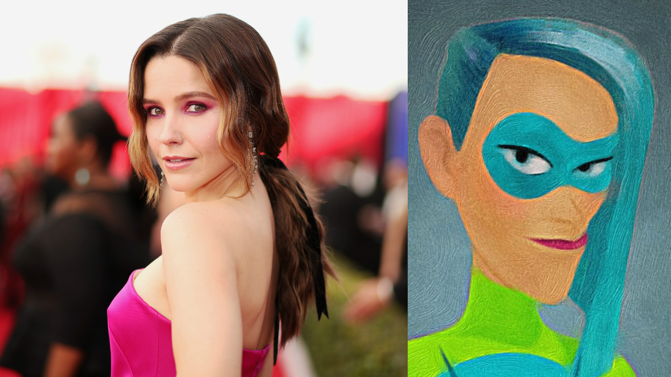 Here's what to know about Voyd, Sophia Bush's brand new Super in <em>Incredibles 2</em>