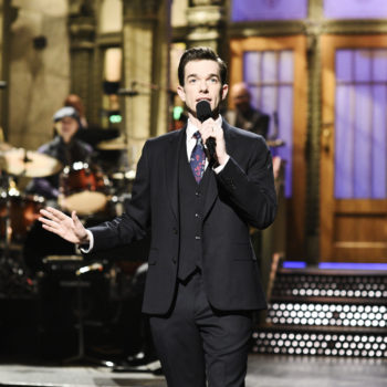 You aren't hearing things — John Mulaney's name *was* mispronounced on <em>Saturday Night Live</em>