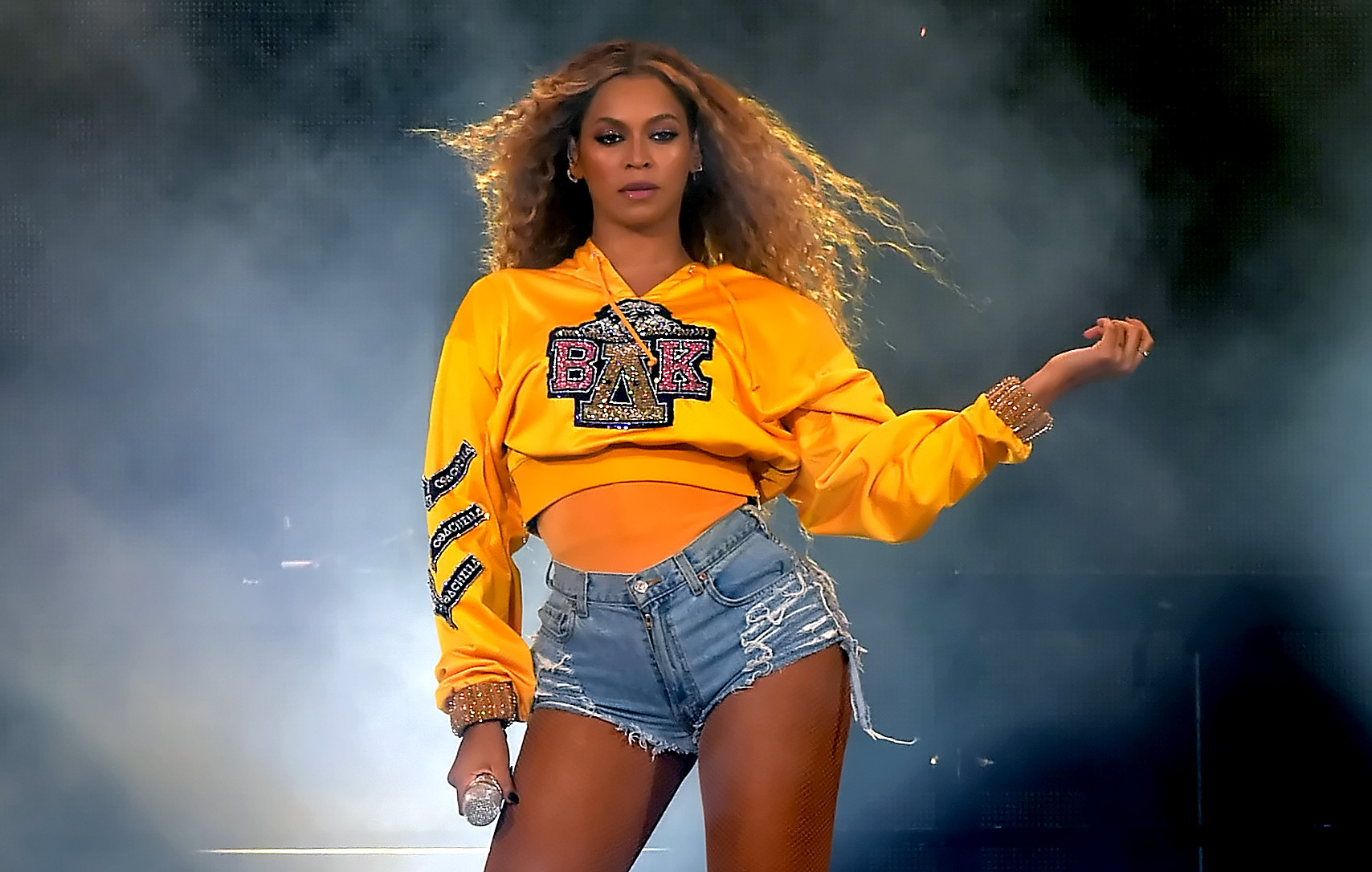 Here's Beyoncé's full Coachella performance, in case you need something to cry over this Monday morning