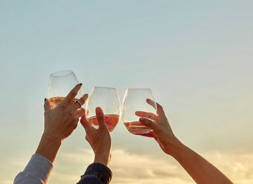 """This """"Summer Water"""" rosé club is known for its 1,000-person waitlist for an amazing reason"""