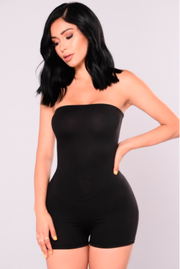 da4403abf65 Head on over to Fashion Nova and pick up Kylie Jenner s Buenos Aires Romper  for  17.99.