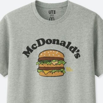 This capsule collection from McDonald's and Uniqlo is too cute for words, and we need every piece
