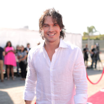 Ian Somerhalder is, once again, going to play a vampire —but this time for a Netflix series