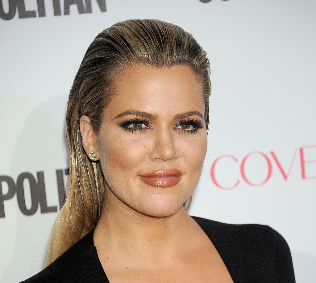 Khloé Kardashian just revealed her daughter's name, and we never could have guessed it