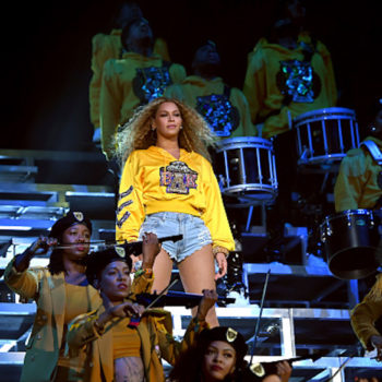 Beyoncé is offering $100,000 in HBCU scholarships, because her mission doesn't end at Coachella