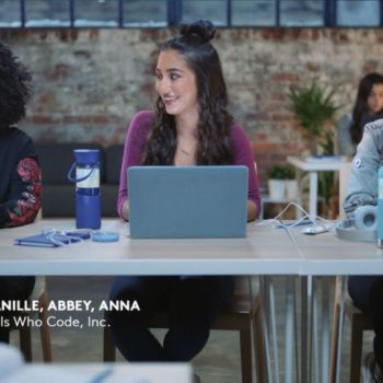 CoverGirl is partnering with Girls Who Code, and it's a match made in heaven