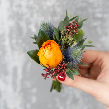 How to make a boutonniere so you can save up for that prom limo instead