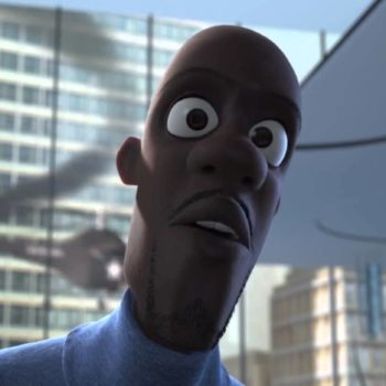 Here's why we're sadly probably never going to see Frozone's wife in <em>The Incredibles</em>
