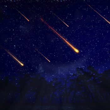 How to watch the Earth Day meteor shower