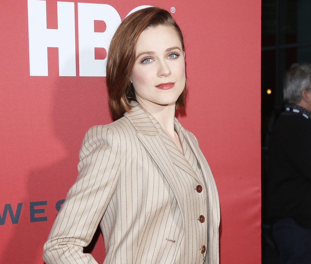 Evan Rachel Wood says she only *just* got equal pay on HBO's <em>Westworld</em>, and isn't she, like, the star?