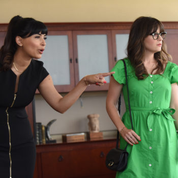 Jess and Cece called out the patriarchy so hard on <em>New Girl</em>, and you tell 'em, ladies