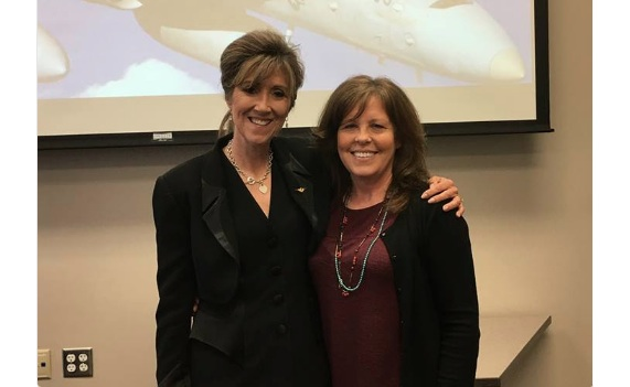 "Who is Tammie Jo Shults, the pilot with ""nerves of steel"" who calmly landed Southwest flight 1380?"