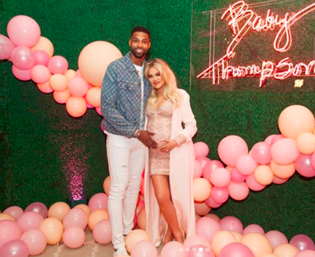 "Khloé Kardashian and Tristan Thompson's seemingly ""united front"" on Instagram isn't the whole truth, according to reports"