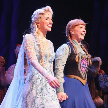 The woman playing Princess Anna on Broadway reminds us that even Disney Princesses deal with mental health issues