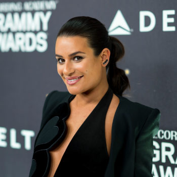 Lea Michele is helping Parkland students with their production of <em>Spring Awakening</em>, and our HEARTS